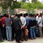 ۱۲ سال پیگیری مطالبات بازنشستگان مخابرات از شیراز تا تهران/ مدیرعامل کارخانجات مخابراتی: شرمنده هستم، بانکها همکاری نمیکنند