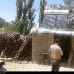 حفاظت از جنگل با نصب آبگرمکن خورشیدی در روستاهای سیلاب و کلوار