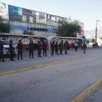 نیروهای انتظامی و امنیتی در کازرون مستقر شدند